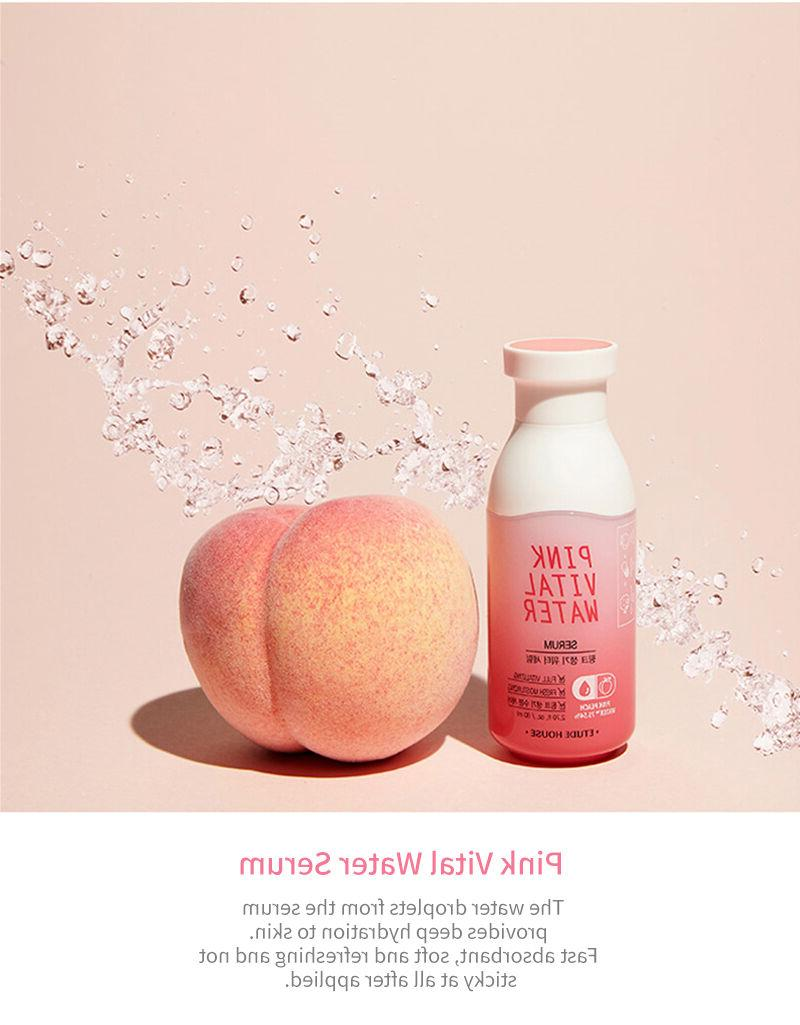 ETUDE HOUSE - PINK VITAL WATER Skin Care Sample
