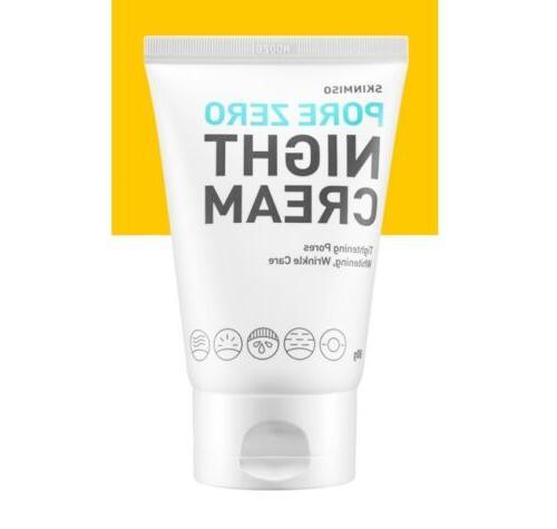 SKINMISO Pore Beauty Nose Pack 10 Weeks + Pore Zero Night C