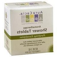 Aura Cacia Purifying Aromatherapy Shower Tablets, Eucalyptus