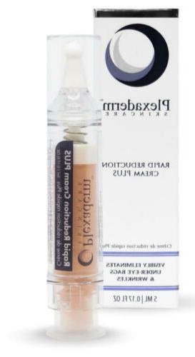 rapid reduction cream under eye bags wrinkles