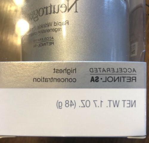 Neutrogena Rapid Wrinkle Repair Regenerating oz.- FREE