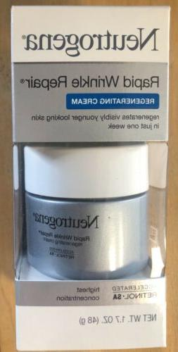 FREE SHIPPING! Neutrogena Rapid Wrinkle Repair Regenerating