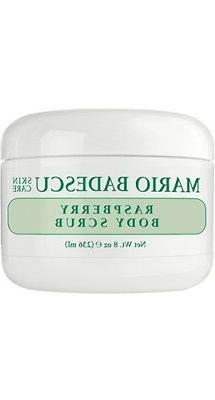 Mario Badescu Raspberry Body Scrub, 8 oz.