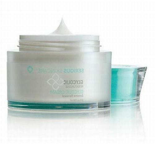 Serious Skincare Retexturizing Glycolic Cream Extreme Renewa