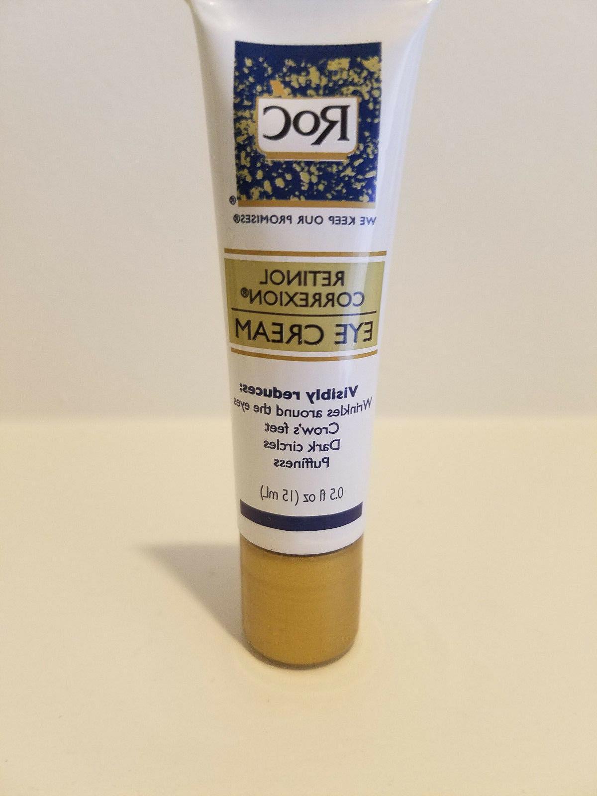 RoC Correxion Eye Cream 0.5 oz
