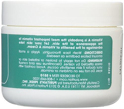Retinol Cream - Vitamin A 100,000 IU per