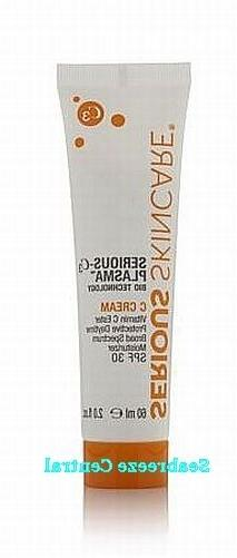 Serious Skincare SERIOUS-C3 PLASMA Day Cream SPF 30 EXP 2020