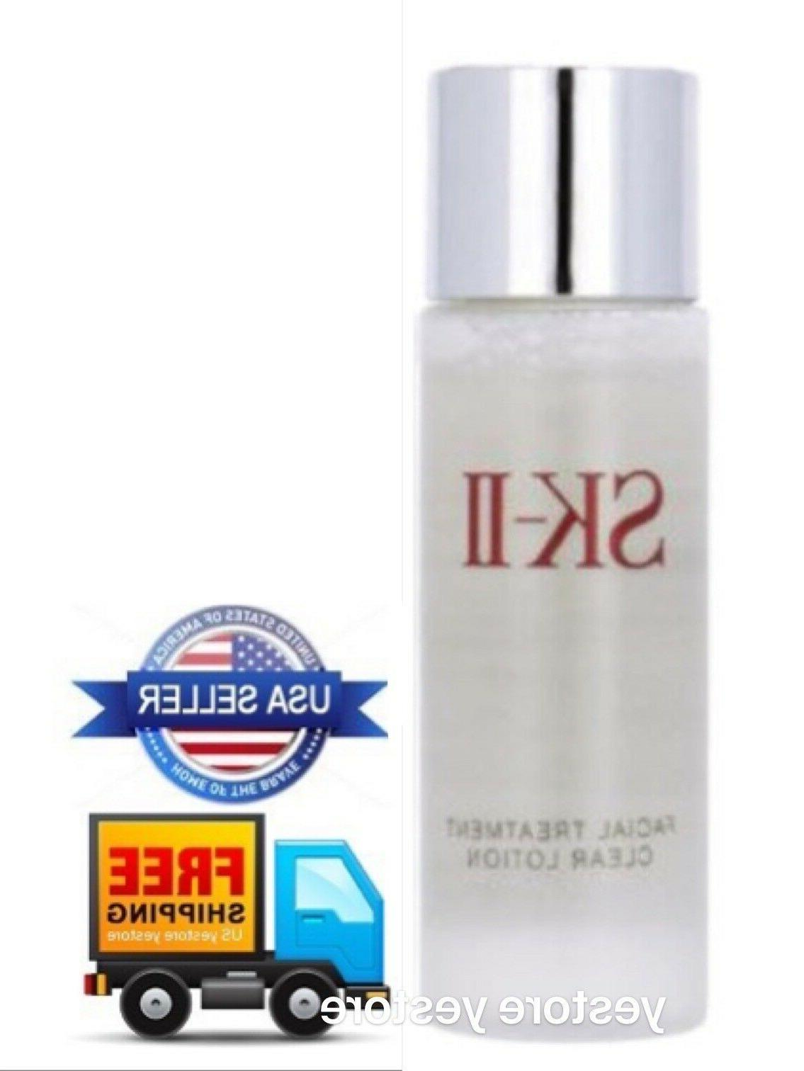 sk ii facial treatment clear lotion 30