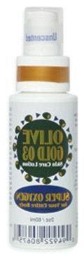 Olive Gold O3 Skin Care Lotion - Ozonated Olive Oil Super Ox