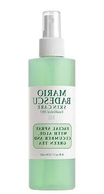 Mario Badescu Skin Care Facial Spray with Aloe,Cucumber And