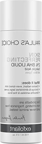 skin perfecting bha liquid salicylic
