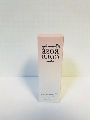 Cosmedica Skincare Illuminating Rose Gold Serum - 2oz