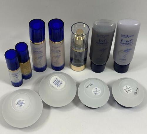 skincare senederm cleanser moisturizer wrinkle minimize choo