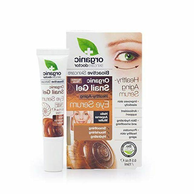 snail gel eye serum 5 oz new