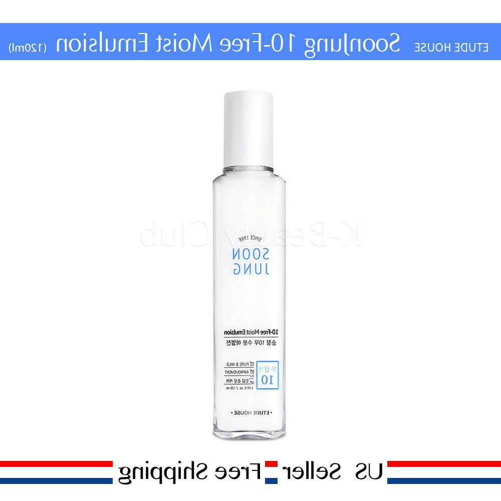 soonjung 10 free moist emulsion 120ml free