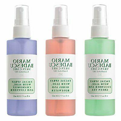 Spritz Mist and Glow Facial Spray Collection, 3 Piece Set-La