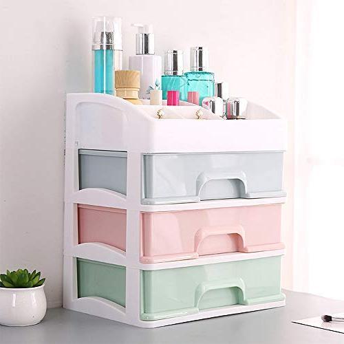 storage table drawer skin care