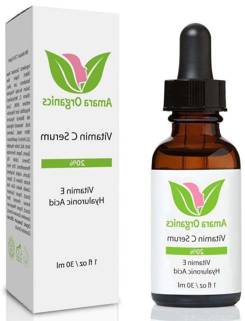 vitamin c serum for face 20 percent