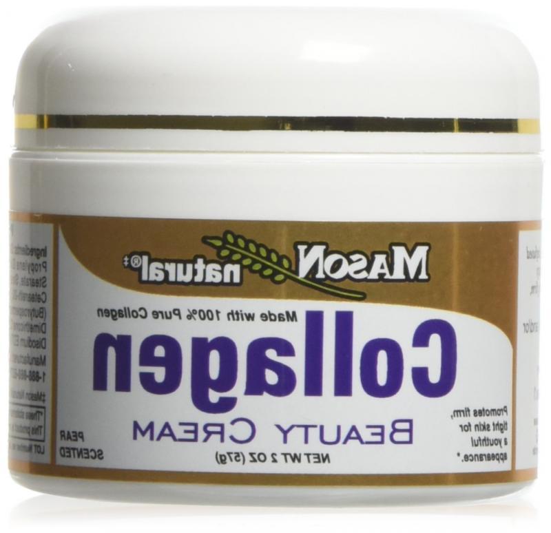 vitamins pure collagen beauty cream 100 percent