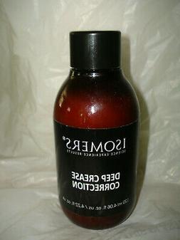 Large bottle of ISOMERS Skincare Deep Crease Correction Crea