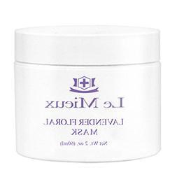 Le Mieux Lavender Floral Mask, 2.0 Ounce