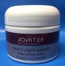 LdeL Cosmetics Night Creams Skincare Retinol Vitamin Enriche