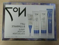 No7 Lift & Luminate Triple Action Collection Anti-Aging Skin