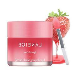 LANEIGE Lip Sleeping Glowy Masks 3g Korean Cosmetics Berry L
