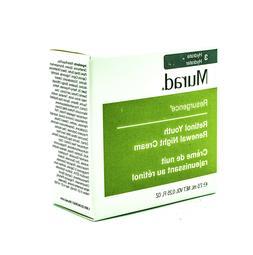 Lot of 5 Murad Resurgence Retinol Youth Renewal Night Cream