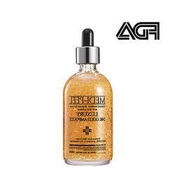 Luxury 24K Gold Ampoule 100ml - Skin Care Anti-Aging Anti-W