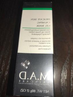 M.A.D SKINCARE DELICATE SKIN Delicate Skin Calming Gel Mask
