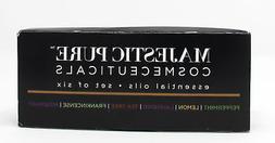 Majestic Pure Cosmeceuticals 6 Essential Oils
