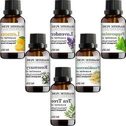 MajesticPure Aromatherapy Essential Oils Set, Includes Laven