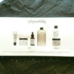 Philosophy Makeup Optional Advanced Skincare System Rx Set W