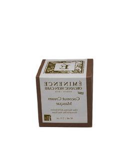Eminence Organic Skincare Masque, Coconut Cream, 2 Fluid Oun