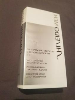Shiseido Men Skincare Essentials Kit Set First Class JAL Ame