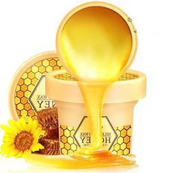 Milk & Honey Hand Wax Mask Moisturizing Hydrating Nourish Wh