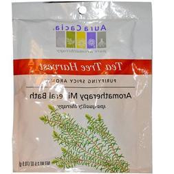 mineral bath tea tree harvest