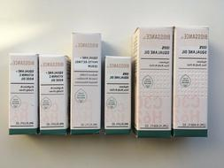 BIOSSANCE - Natural Skincare Travel Sample Minis 6 Favorites
