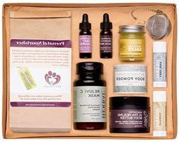 Naturally Beautiful Pregnancy Gift Box