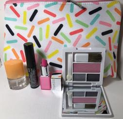 New Clinique 5-PC Skincare Makeup Gift Set - Sweet Choice, S