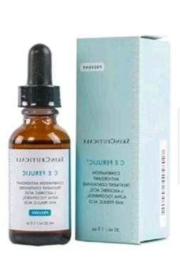 NEW SkinCeuticals CE C E Ferulic Antioxidant Treatment 1 oz