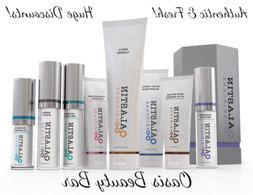 Alastin Skincare Products Drop-Down Menu