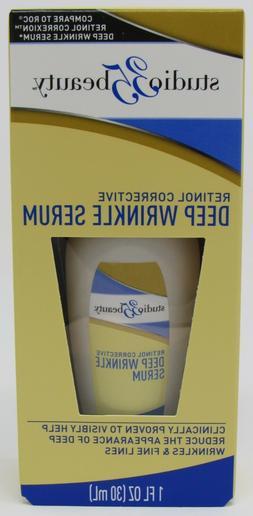 NEW Studio 35 Pro Retinol Deep Wrinkle Serum 1oz Generic RoC