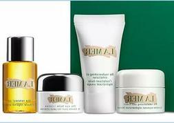 New La Mer Set - Soft Cream + Eye Balm Intense + Renewal Oil