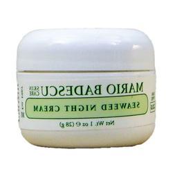 NEW Mario Badescu Skin Care - Seaweed Night Cream 1 oz.