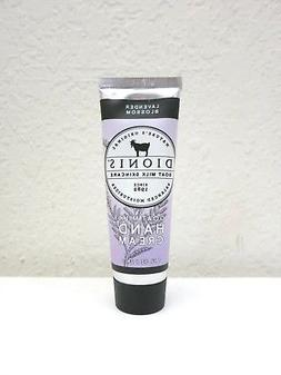 New Dionis Skincare Goat Milk Hand Cream Lotion in Lavender