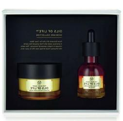 The Body Shop Oils of Life Skincare Collection Soin Visage C