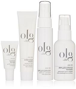 Glo Skin Beauty Oily Skin Set - 4 Piece Travel-Size Skin Car