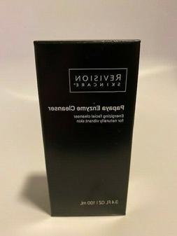 Revision Skincare Papaya Enzyme Cleanser 3.4 oz Authentic Ne